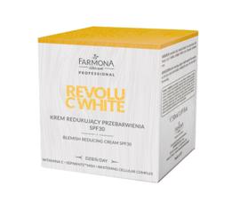 Farmona Revolu C White Krem Redukujący Przebarwienia SPF 30 50ml