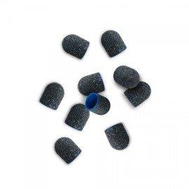 Kapturki do pedicure, nakładki roz. 10 mm, gradacja 80, Aba Group op. 10 sztuk