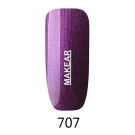 Makear lakier hybrydowy 707 Glamour 8ml