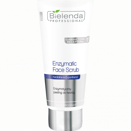 Bielenda ENZYMATIC FACE SCRUB Enzymatyczny peeling do twarzy 70g