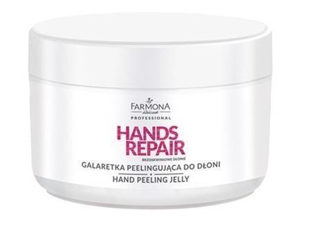 Farmona Hands Repair Galaretka peelingująca do dłoni 300 ml