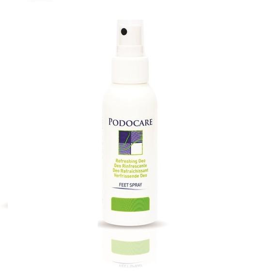 PODOCARE Feet Spray Energetyzująco-odświeżający dezodorant do stóp 100 ml